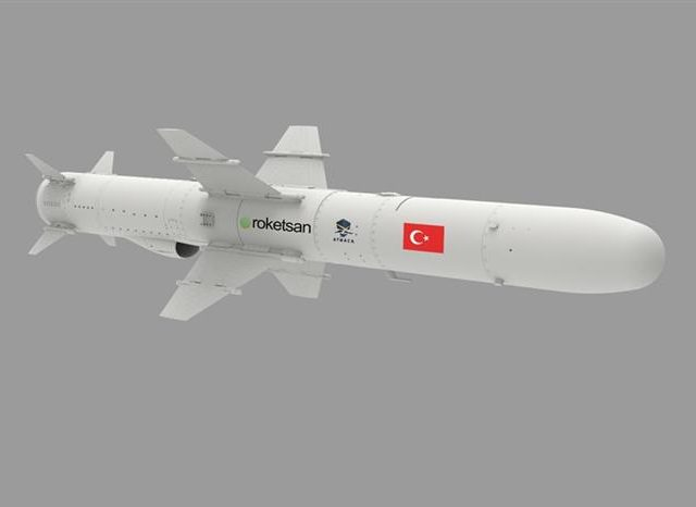 Atmaca Cruise Missile Serial Production Agreement