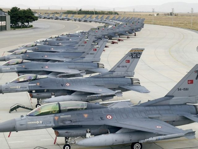 Turkey Stalemate in Operation Need